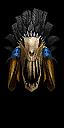 Diablo 3 Masque vaudou légendaire
