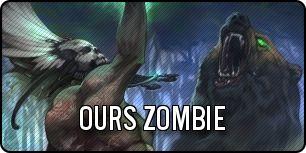Build Féticheur Crocs de l'enfer Ours zombies