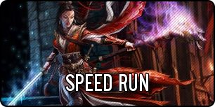 Sorcier Speed Run