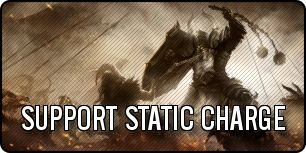 Build Croisé Support Static Charge