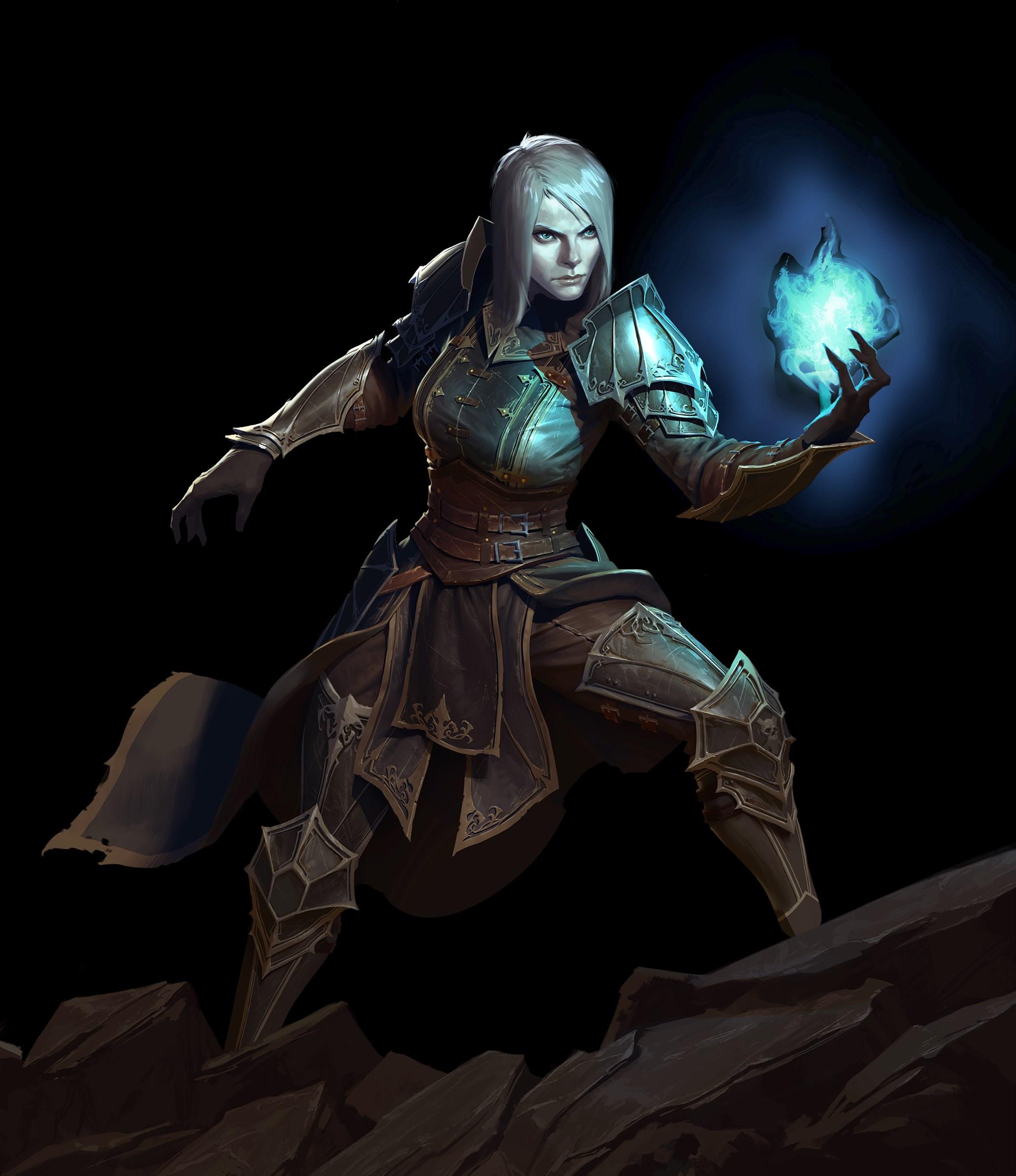 Diablo 3 Nécromancienne