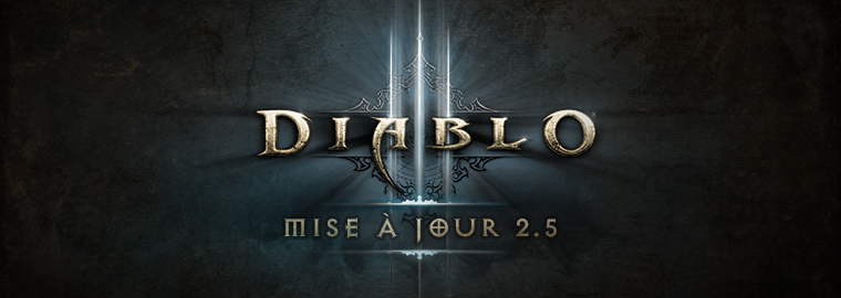 Diablo 3 Patch Notes 2.5