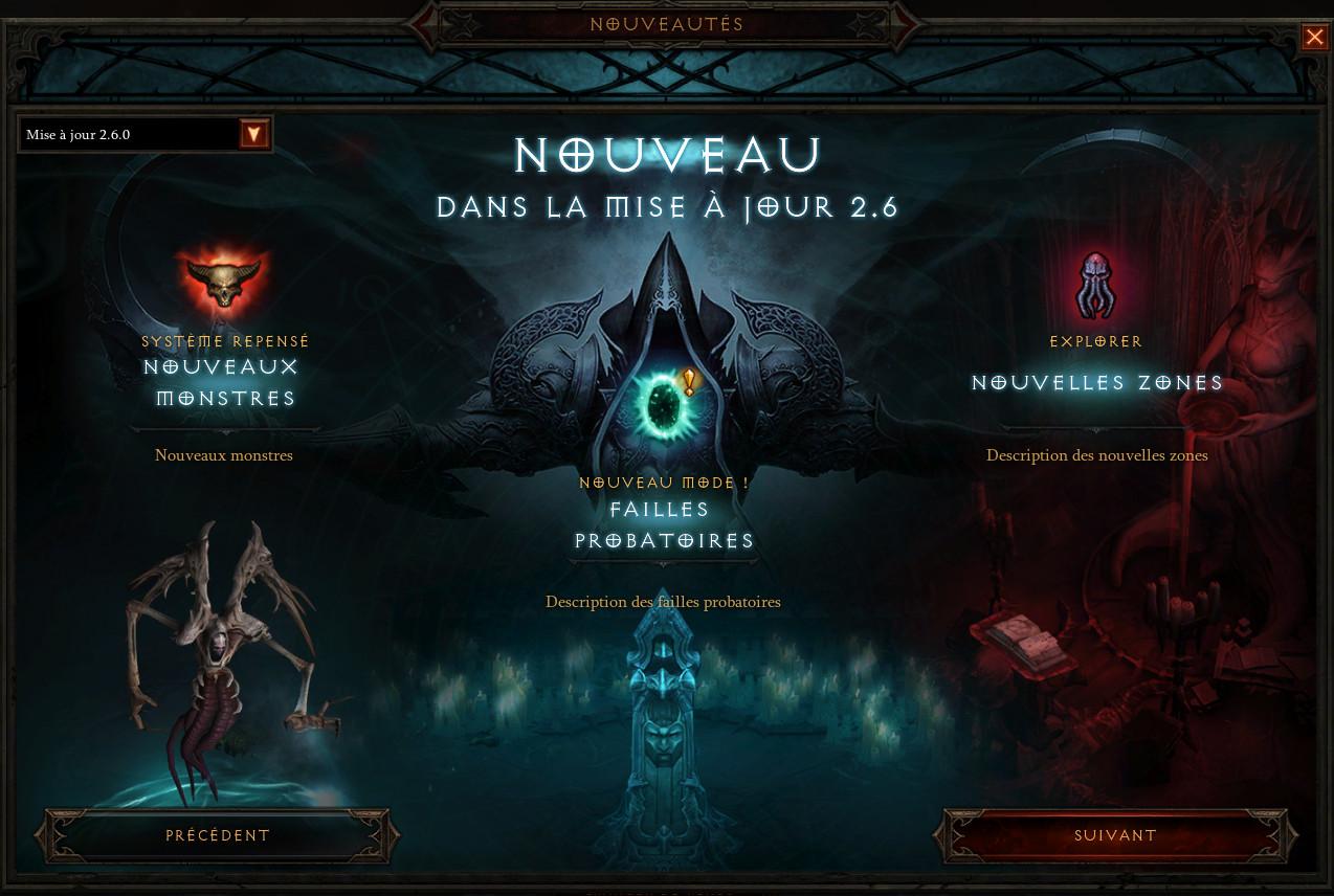 Diablo 3 Patch 2.6