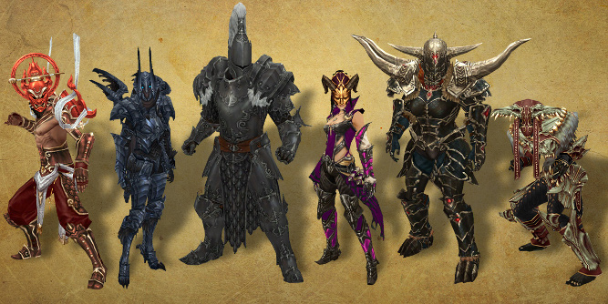 Diablo 3 Sets S7