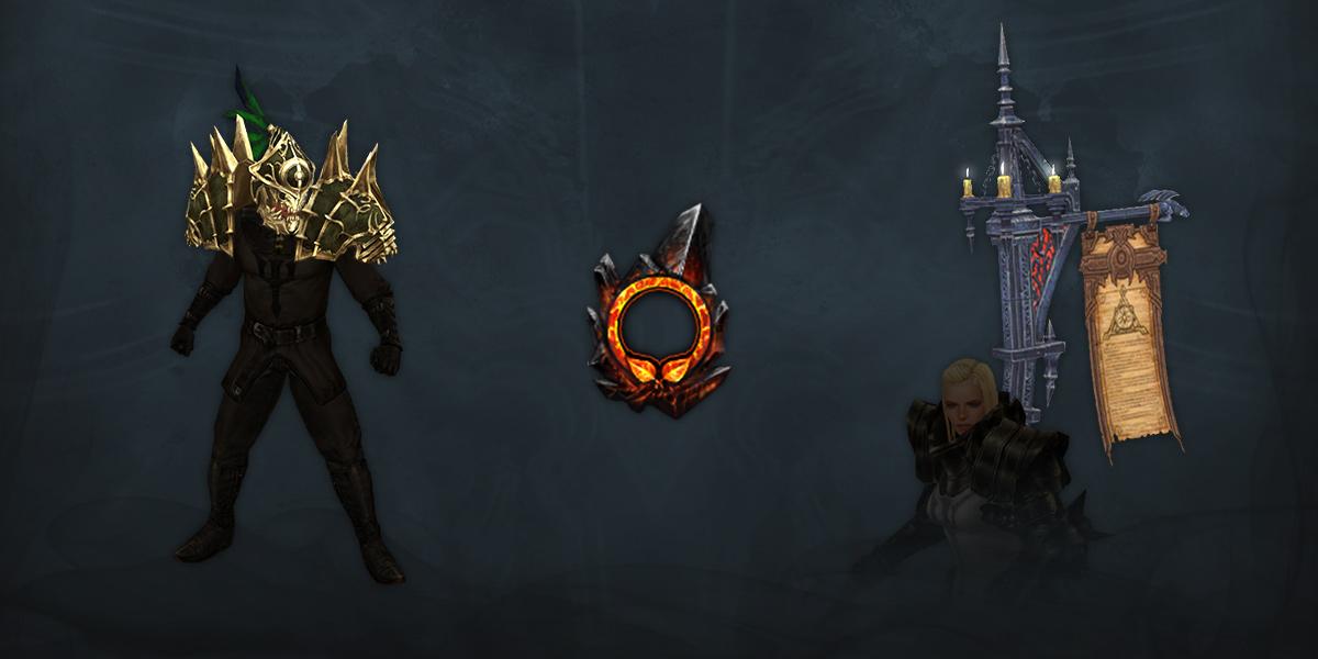 Diablo 3 - récompenses Saison 10