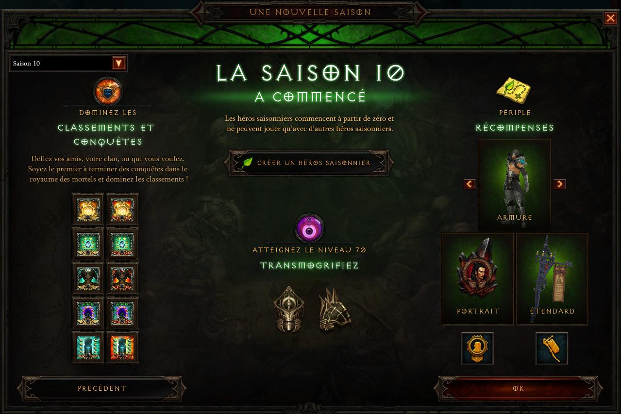 Diablo 3 Saison 10