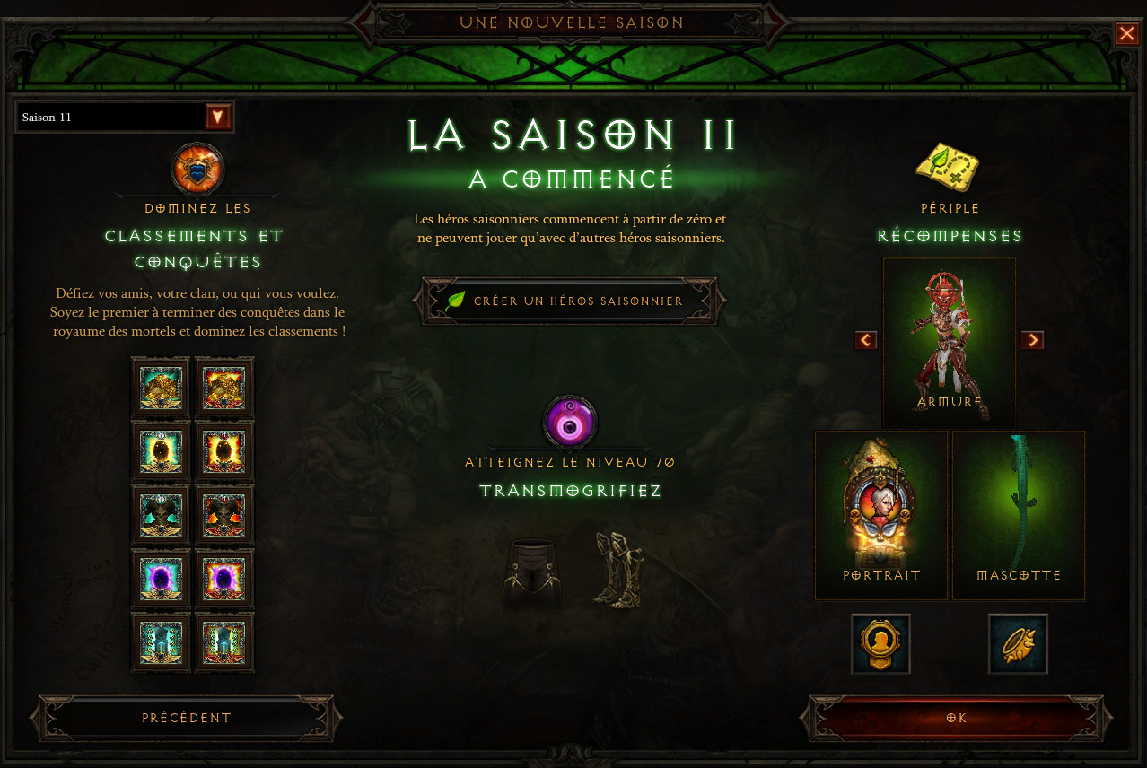Diablo 3 Saison 11
