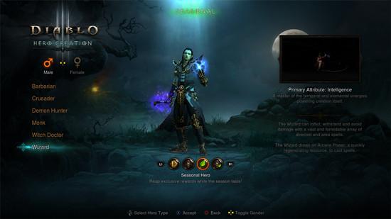 Diablo 3 Saison console