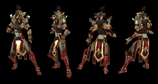 Sets Patch 2.4 Diablo 3