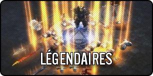 Légendaires Diablo 3