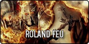 Diablo 3 Croisé Roland Feu