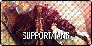 Build Croisé Support/Tank