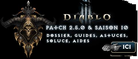 Diablo 3 Patch 2.4.5 & Saison 10