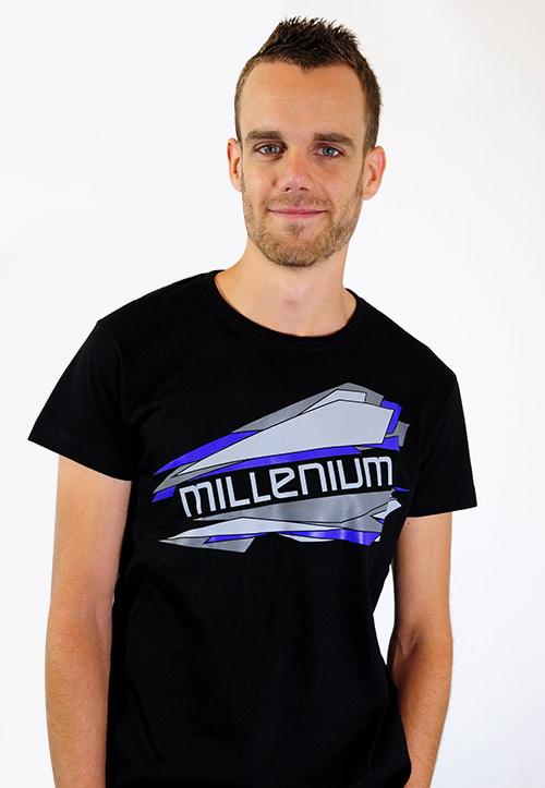 T-shirt Millenium Hitech