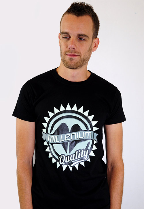 T-shirt Millenium Quality