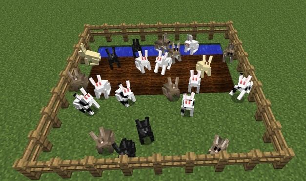 Minecraft 1.8 : snapshot 14w27a - Millenium
