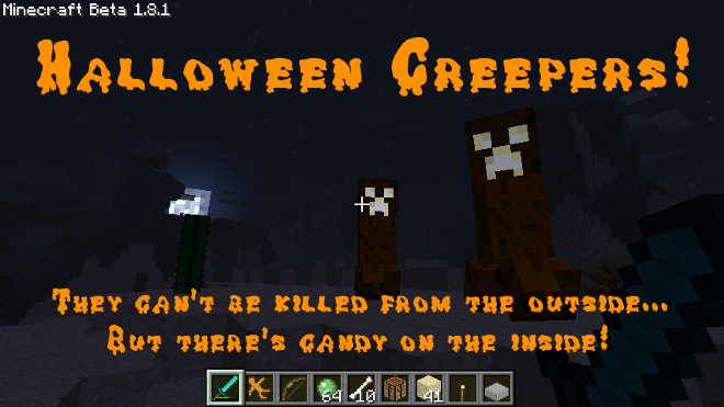 mod halloween