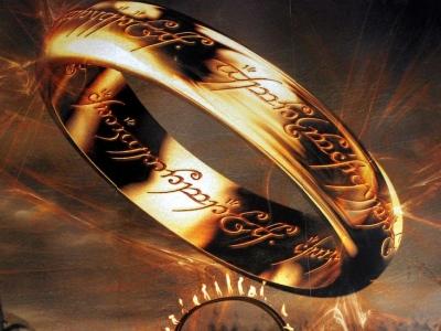 L'anneau unique du Seigneur des anneaux