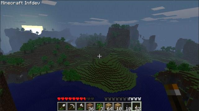 la version alpha arrive en juin 2010 soit un an aprs la premire version de minecraft de nombreuses choses sont issues de cette version alpha - Lampadaire Minecraft
