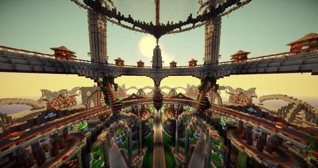 Minecraft : Jardin Magnifique - Millenium