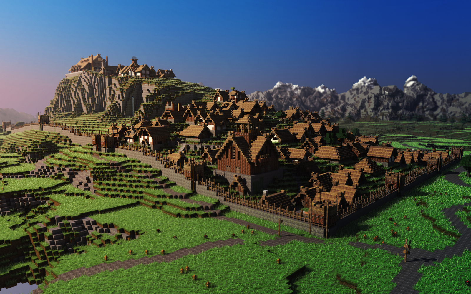 Minecraft Fonds Lord Of The Cubes T2 Millenium