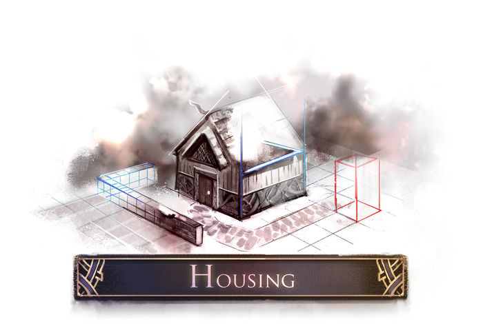 Camelot Unchained housing