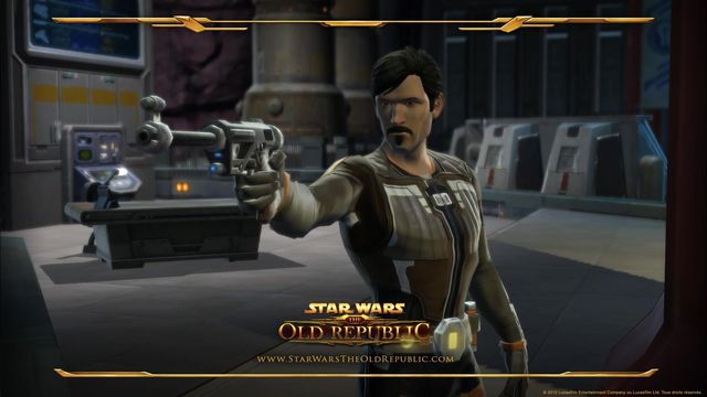 Star Wars: The Old Republic | Log in