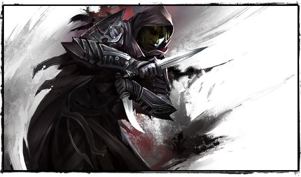 Voleur de Guild Wars 2