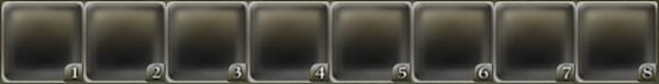 Barre de compétence de Guild Wars