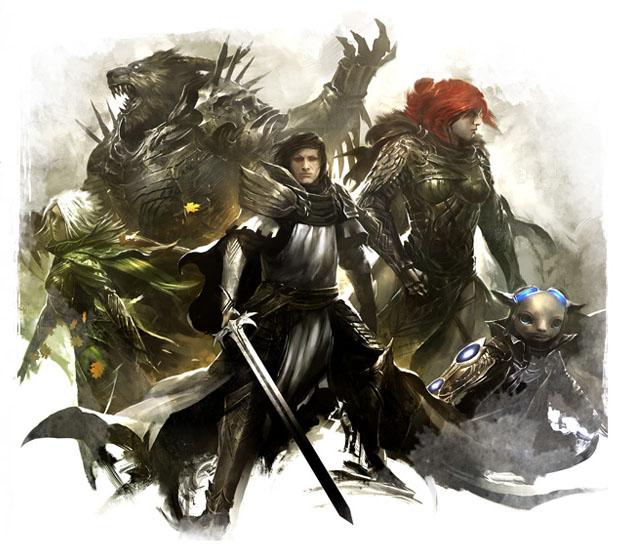 Evènements dynamiques Guild Wars 2