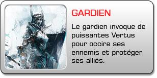 Gardien dans Guild Wars 2