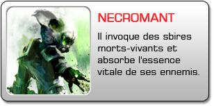 Necromant dans Guild Wars 2