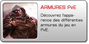 Armures PvE