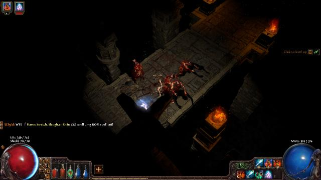 Path of Exile graphisme