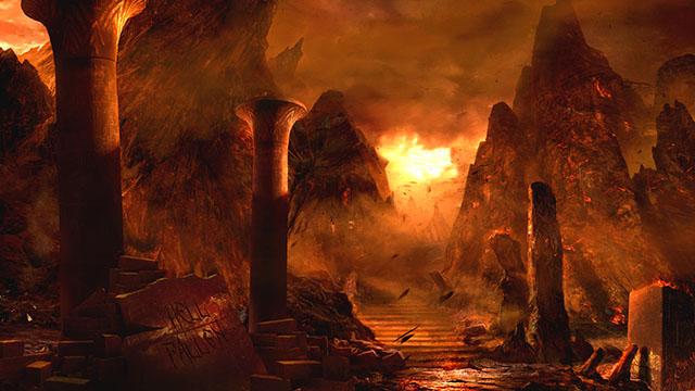 Hell Fallen