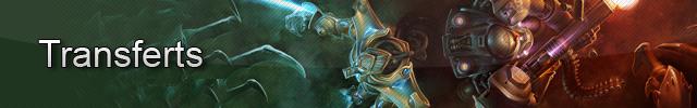 Starcraft  II : Transferts