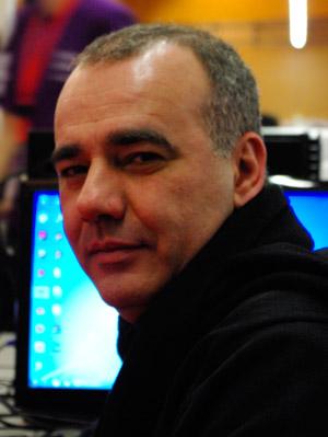 """Jean-Marc """"Bjoran"""" Gaudin"""