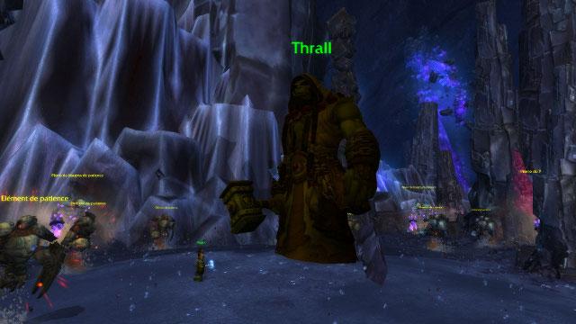 Suite de quêtes de Thrall