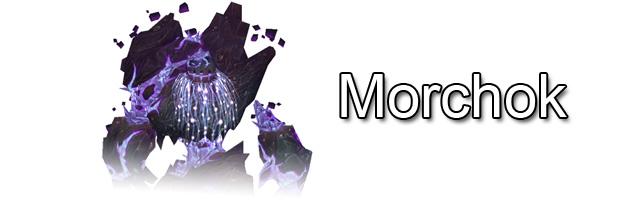 Morchok, boss du raid de l'Âme des dragons