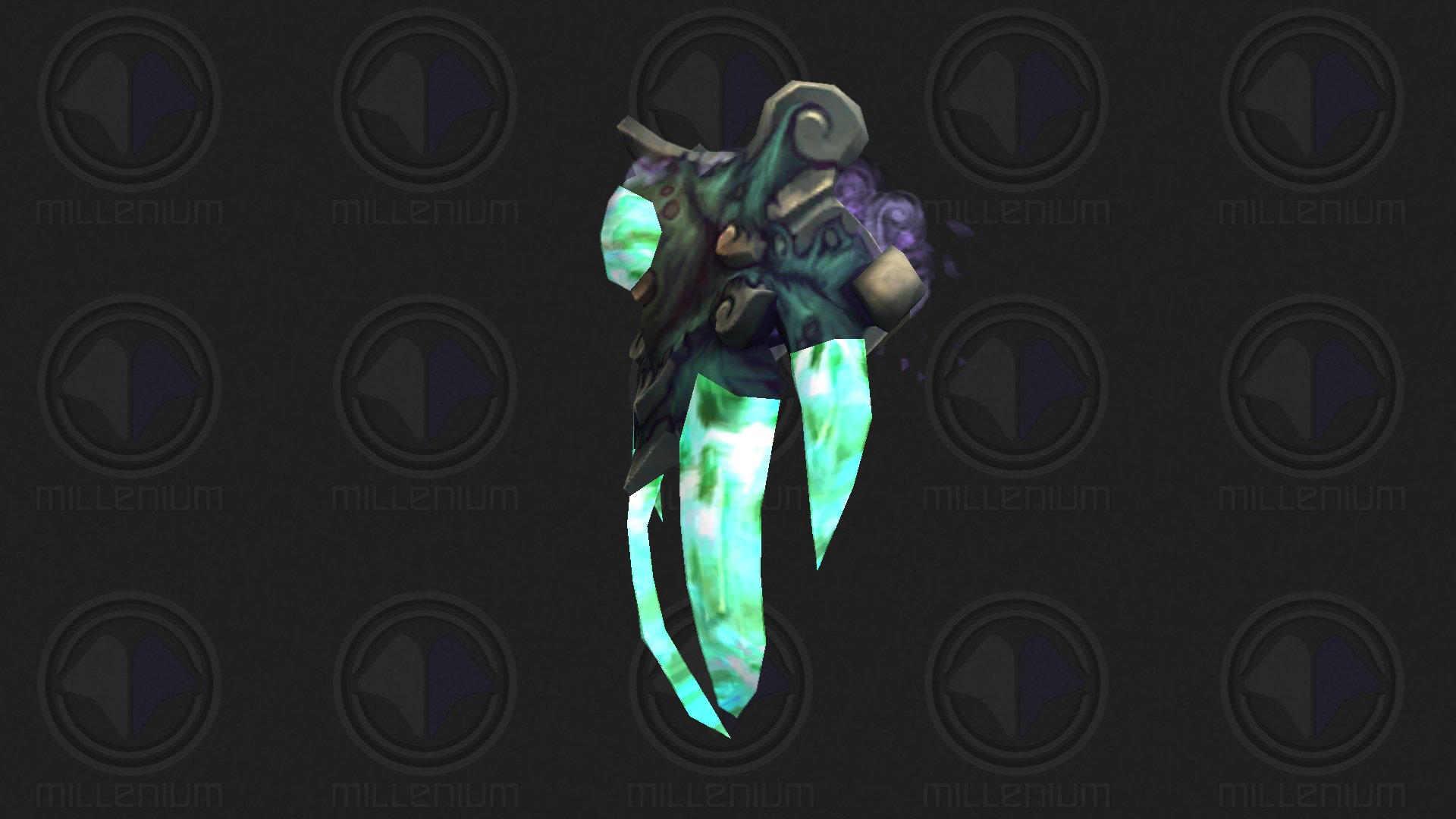 Armes du patch 5 4 millenium for Wow portent 5 4