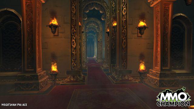 Donjon Mists of Pandaria : Palais Mogu'shan