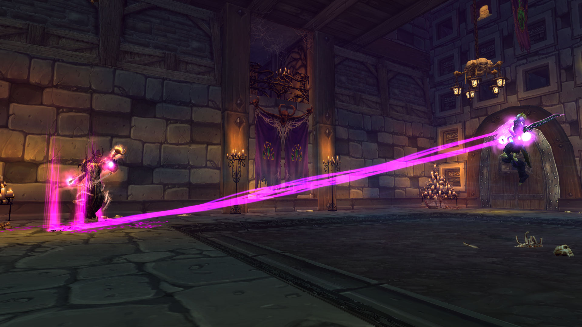 how to get to scholomance from pandaria