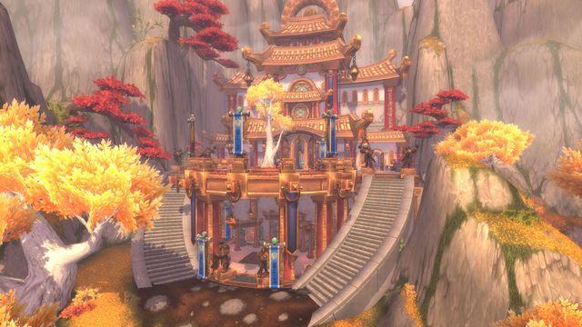 Sanctuaire capitale de Pandarie