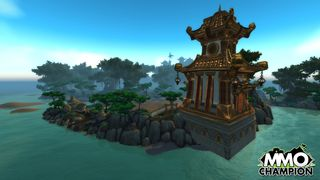 Mists of Pandaria : Île zandalari
