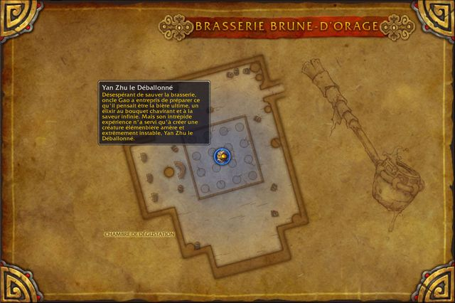 Donjon : Brasserie Brune-d'orage