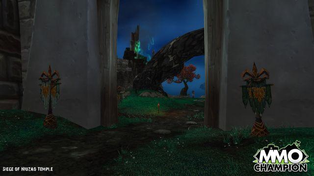 Donjon Mists of Pandaria : Siège du Temple de Niuzao