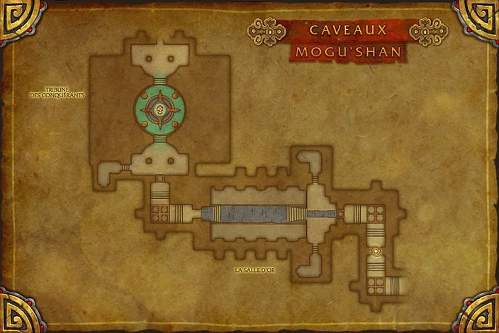 Caveaux de Mogu'shan