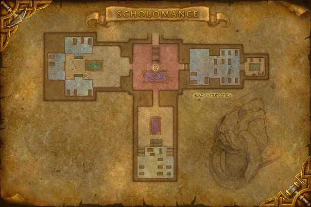 Carte de Mists of Pandaria