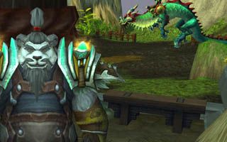 Mists of Pandaria : Chevaucheurs de serpents