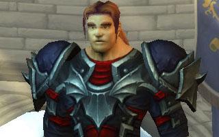 MoP : Interface de création des personnages
